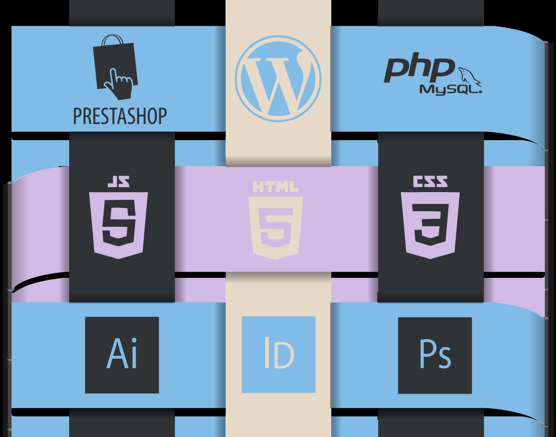 développeur Prestashop, Wordpress, php/Mysql, Html5, Css3, Javascript